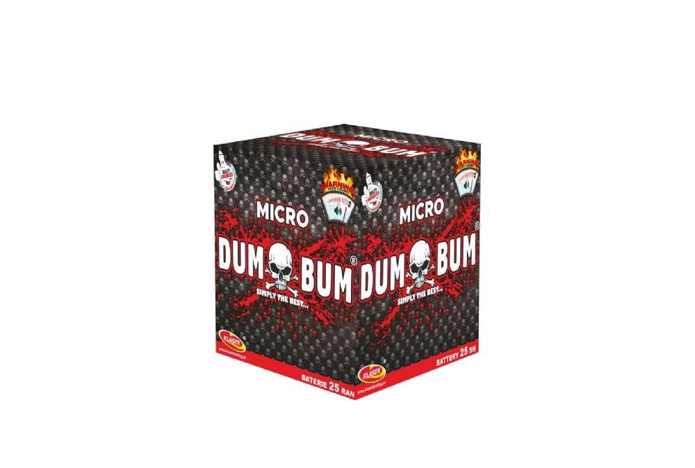 DUM BUM MICRO 1.3G CAKE