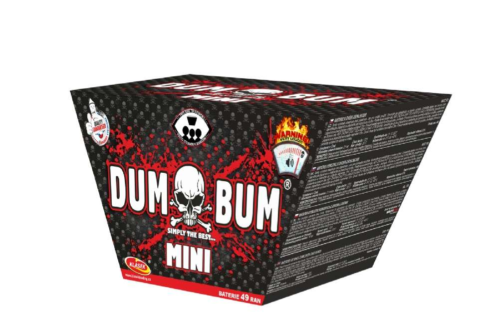 DUM BUM MINI FAN 1.3G CAKE