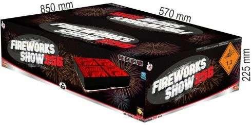 FIREWORKS SHOW 1.3G 256 SHOT