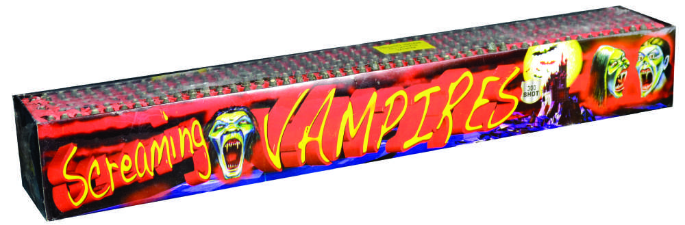 SCREAMING VAMPIRES 300 SHOT CAKE