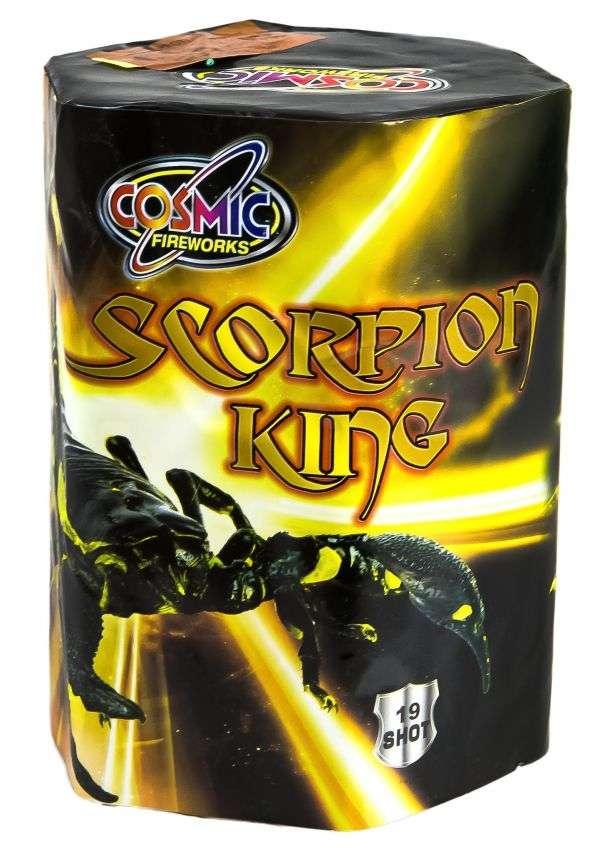 Scorpion King 19 Shot Firework