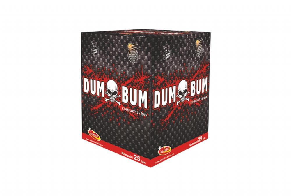 2Dum Bum (25 shot) C253DU